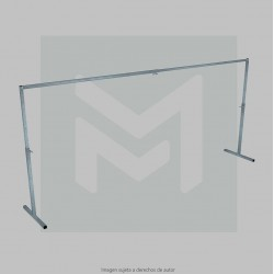 Stand Hanger with 1 Bar