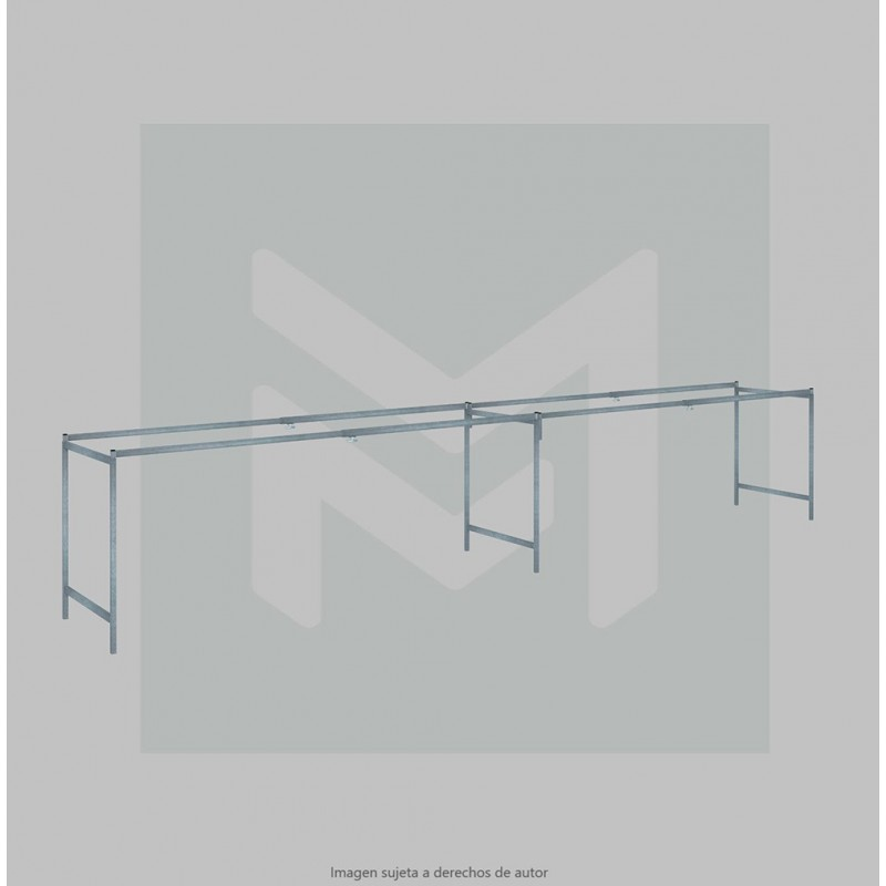 Standard table 6 m