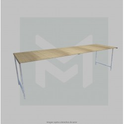 Standard table 3 m