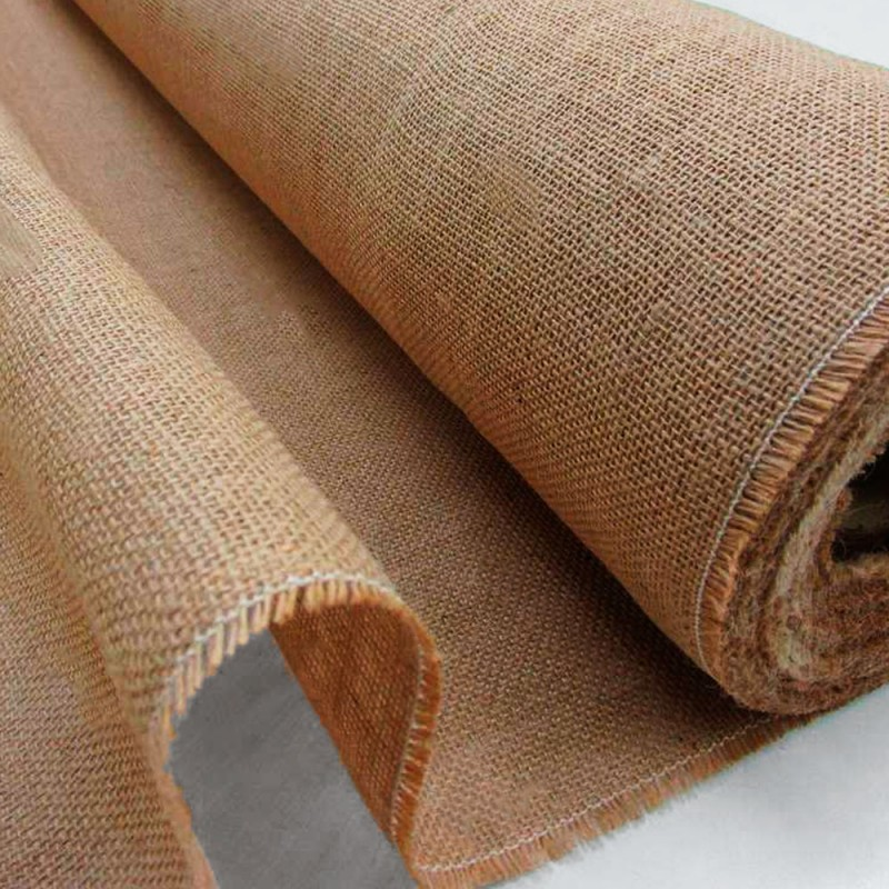 Jute fabric cover
