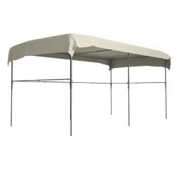 Waterproof white roof 4x6 m