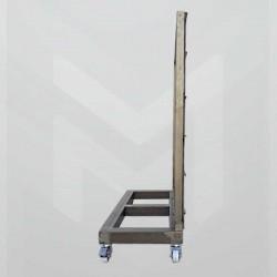 Soporte Jardinera metal