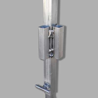 detalle pilar standard con palometa